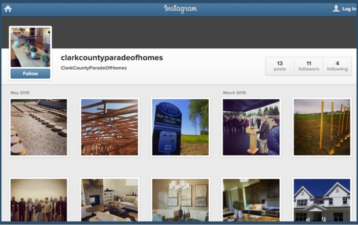 POH Instagram Page
