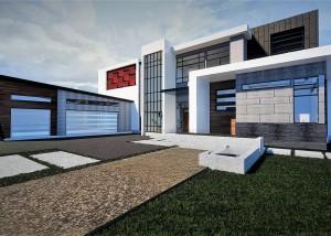 Axiom Luxury Homes Renderings