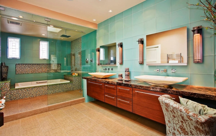 master bathroom photo