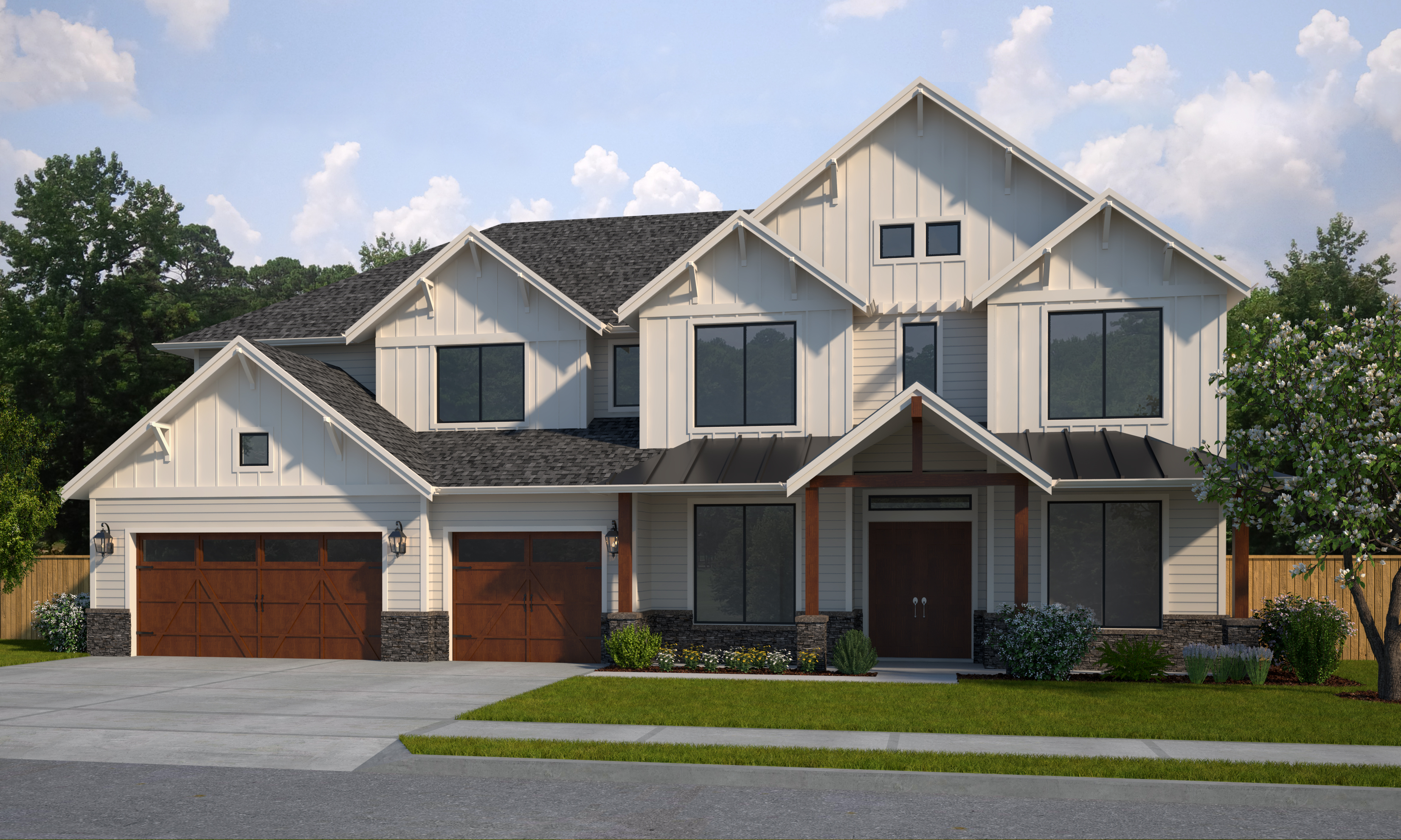 Glavin Homes rendering